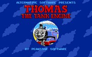 Thomas the Tank Engine and Friends title