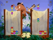 TIMON AND PUMBAA`S - JUNGLE GAMES 3