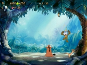 TIMON AND PUMBAA`S - JUNGLE GAMES 4