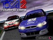TOCA 2 TOURING CARS title