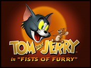 TOM AND JERRY IN FISTS OF FURRY title