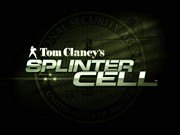 TOM CLANCY`S: SPLINTER CELL title