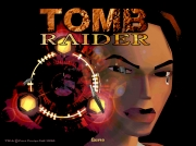 TOMB RAIDER I title screen