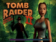 TOMB RAIDER II title screen