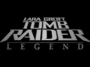 TOMB RAIDER LEGEND title screen