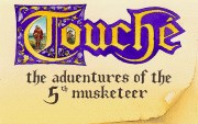 TOUCHE: THE ADVENTURES OF THE FIFTH MUSKETEER title