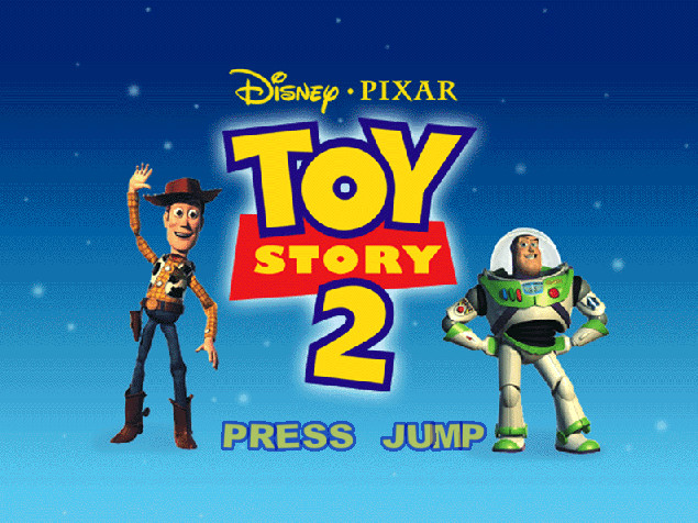 TOY STROY 2: BUZZ LIGHTYEAR TO THE RESCUE