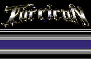 Turrican title