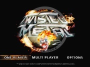 Twisted Metal 2 title