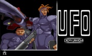 UFO ENEMY UNKNOWN / XCOM UFO DEFENSE title