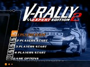 V-RALLY 2 EXPERT EDITION title