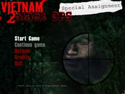 VIETNAM 2 SPECIAL ASSIGNMENT title screen
