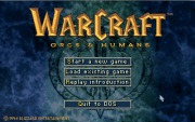Warcraft Orcs and Humans title
