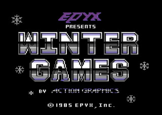 Winter Games title