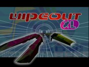 WIPEOUT XL title screen