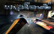 WIPEOUT title screen