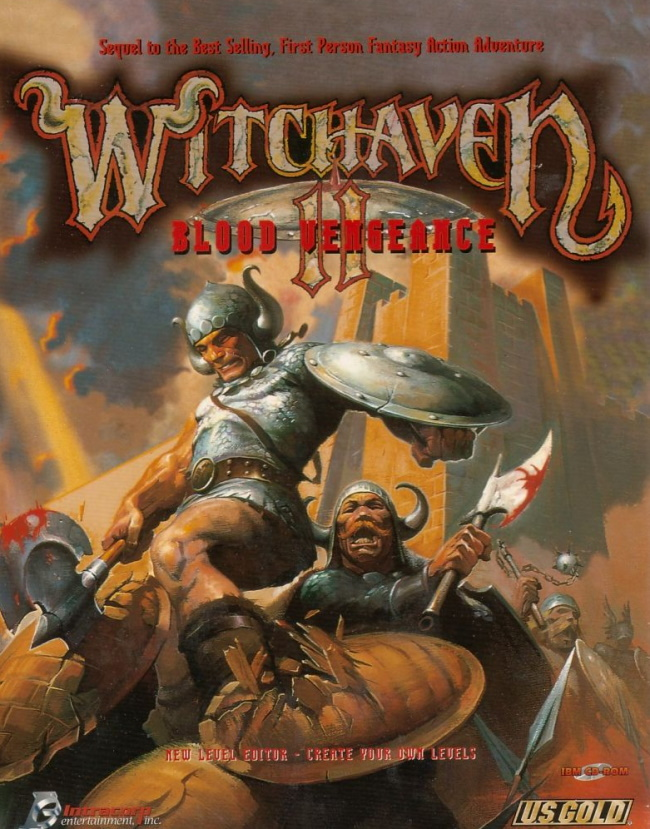 witchaven ii blood vengeance
