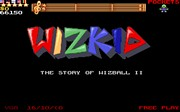 Wizkid The Story of Wizball II title
