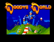 Woodys World title