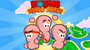 WORMS WORLD PARTY title screen
