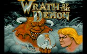 Wrath of the Demon title