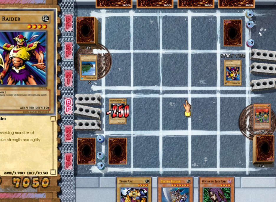 YU-GI-OH!: POWER OF CHAOS - JOEY THE PASSION