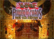 Yu Gi Oh Power of Chaos Yugi the Destiny